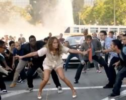 "Jennifer Lopez in ""Papi"""