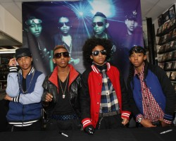 Mindless Behavior - Getty