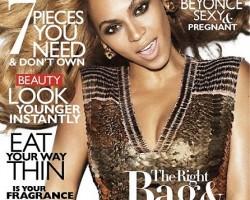 Beyoncé for Harper's Bazaar (click to enlarge)