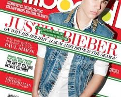 Justin Bieber - Billboard (click to enlarge)