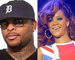 "Royce Da 5'9"", Rihanna - Wireimage"