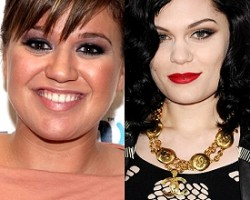 Kelly Clarkson, Jessie J - Wireimage/Getty
