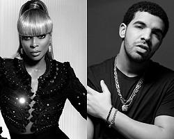 Mary J Blige, Drake