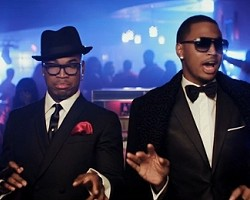 "Ne-Yo and Trey Songz in ""The Way You Move"""