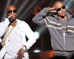 Young Jeezy and T.I. - Wireimage