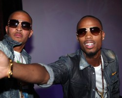 T.I. and B.o.B. - Wireimage