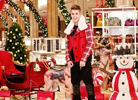 Video Preview: Justin Bieber And Mariah Carey – All I Want For ...