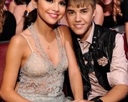 Selena Gomez and Justin Bieber - Wireimage
