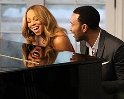 Mariah Carey and John Legend - MC.com