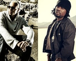 Chris Brown, Wale