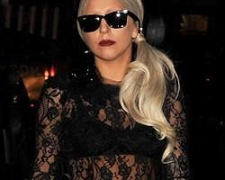 Lady Gaga - Getty