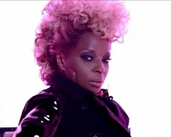 "Mary J Blige in ""Mr. Wrong"""