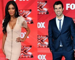 Nicole Scherzinger, Steve Jones - Getty