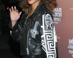 Rihanna MJ 2