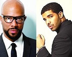 Common, Drake