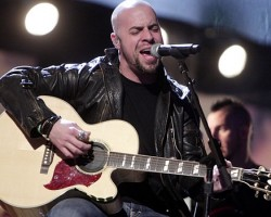 Chris Daughtry - Getty
