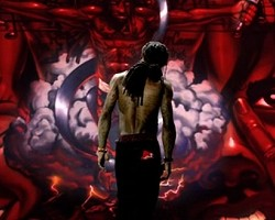 "Lil Wayne In ""Mirror"""