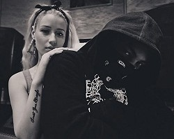 Iggy Azalea and T.I.