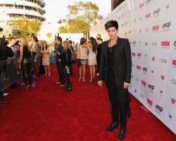 Adam Lambert - Getty