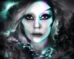 Born This Way Ball poster