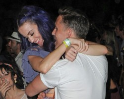 Katy Perry and Robert Ackroyd - PCN