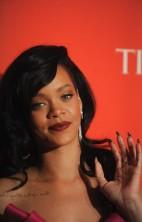 Rihanna Time 100 5