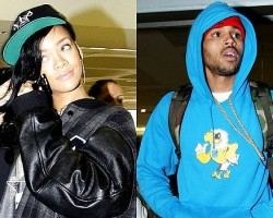 Rihanna, Chris Brown - BG