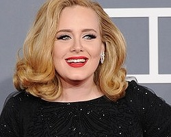 Adele - Getty