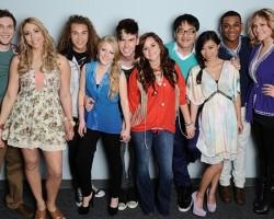 American Idol season 11's top 10 - FOX