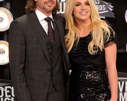 Jason Trawick and Britney Spears - Getty