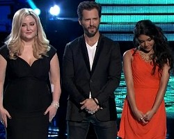 Katrina Parker, Tony Lucca and Mathai - NBC