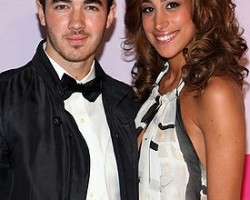 Kevin and Danielle Jonas - Getty