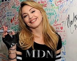 Madonna - Getty