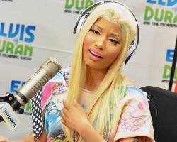 Nicki Minaj - Getty Images