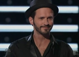 "Video: Tony Lucca Performs Britney Spears' ""Baby One More Time"" On ..."