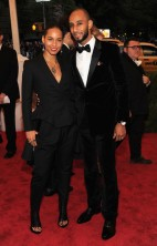 Alicia Keys Swizz Beatz Met Gala