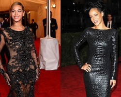 Beyoncé, Rihanna - Getty