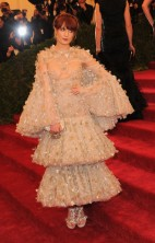 Florence Welch Met Gala 1