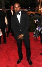 Kanye West Met Gala