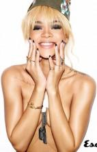 Rihanna Esquire UK 3