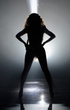 beyonce first revel performance 2