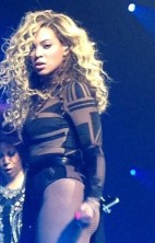 beyonce first revel performance 5