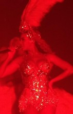 beyonce first revel performance 6