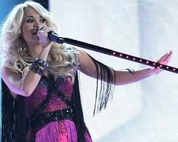 Carrie Underwood - Getty