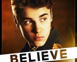 justin bieber believe cover 1
