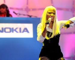 Nicki Minaj - Getty