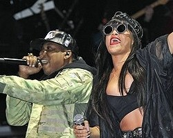 Jay-Z and Rihanna - PNC