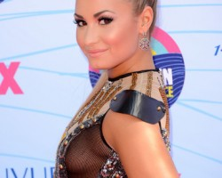 Demi Lovato - Getty