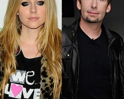 Avril Lavigne, Chad K - Getty