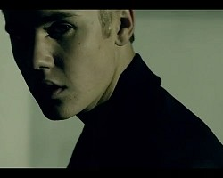 "Justin Bieber in ""As Long As You Love Me"""